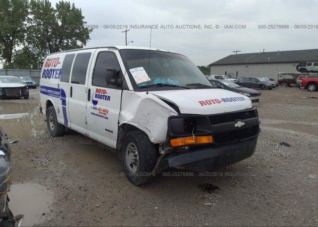 Inventory #659224646 2003 Chevrolet EXPRESS G2500