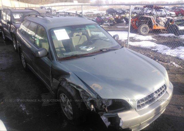Inventory #631242444 2003 Subaru LEGACY
