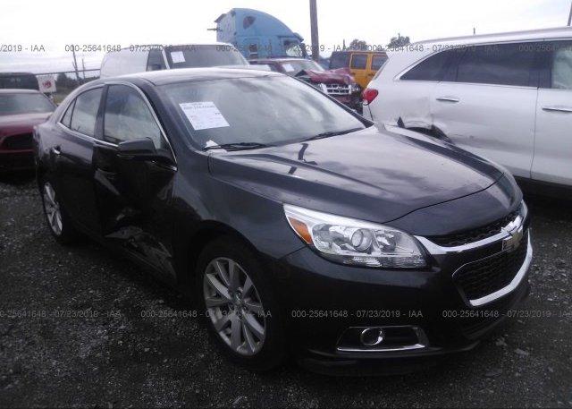 Inventory #641587363 2014 Chevrolet MALIBU