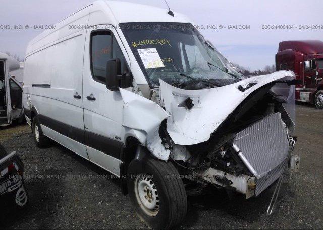 Inventory #346740972 2012 Mercedes-benz SPRINTER