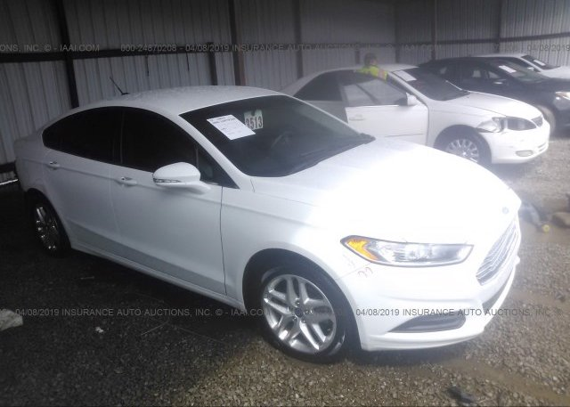 Inventory #860922311 2013 FORD FUSION