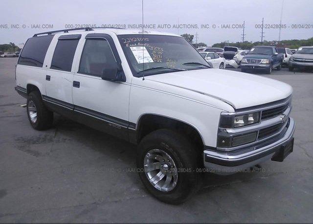 Inventory #707165752 1999 Chevrolet SUBURBAN