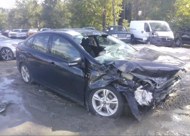 Inventory #993870592 2014 FORD FOCUS