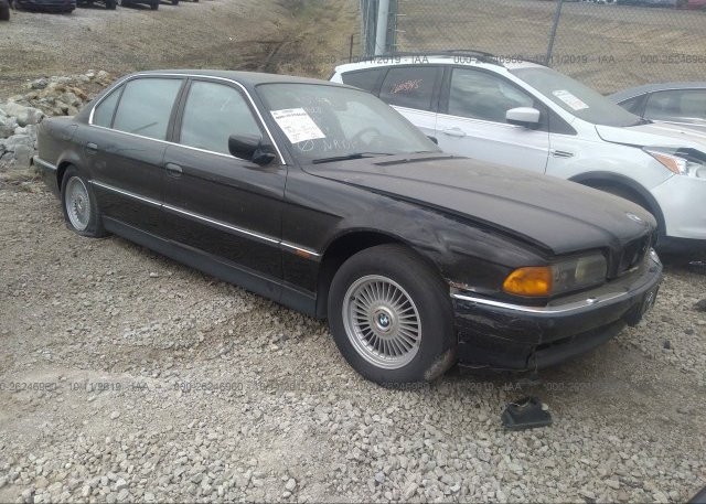 Inventory #878292731 1998 BMW 750