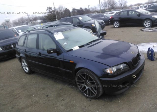 Inventory #979920814 2000 BMW 323