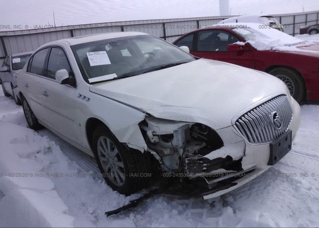 Inventory #789019031 2010 Buick LUCERNE
