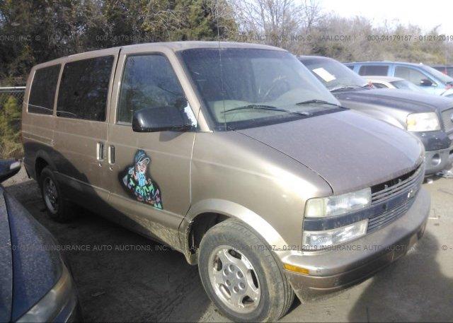 Inventory #560006522 2003 Chevrolet ASTRO