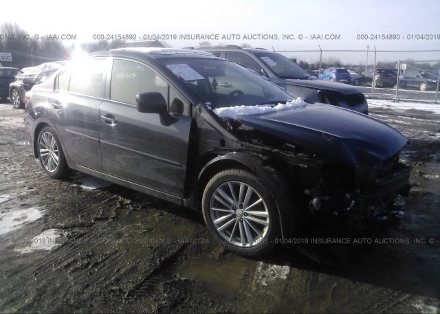 Inventory #948524856 2012 Subaru IMPREZA
