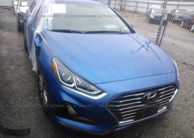 Inventory #414991271 2018 Hyundai SONATA