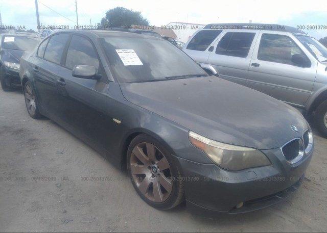 Inventory #395348394 2006 BMW 530