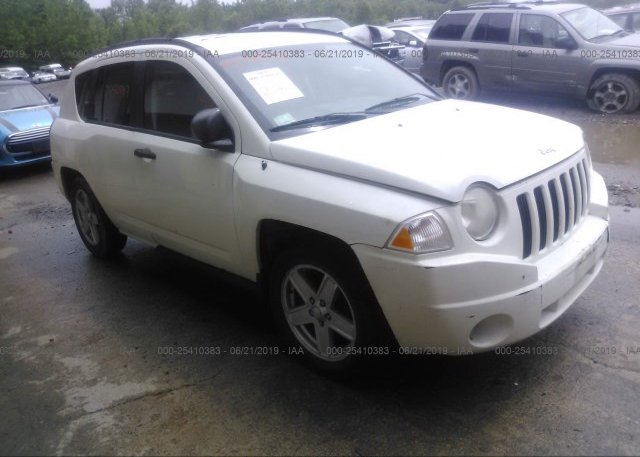 Inventory #806844751 2007 JEEP COMPASS