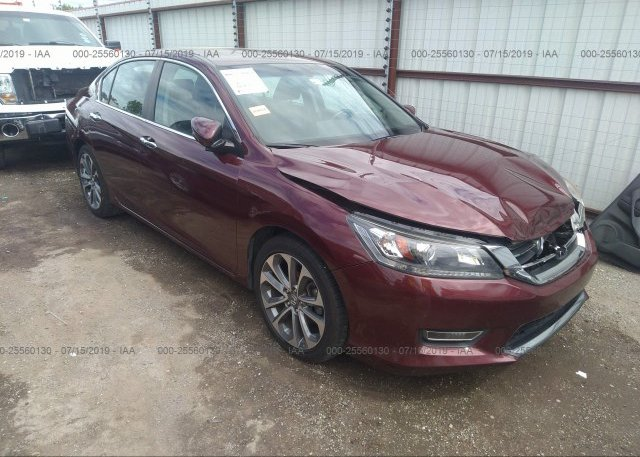 Inventory #323225574 2013 Honda ACCORD