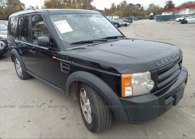 Inventory #834923955 2006 Land Rover LR3