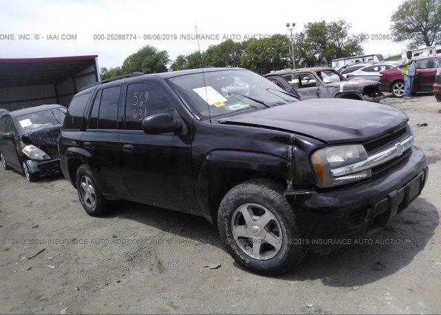Inventory #695495205 2005 Chevrolet TRAILBLAZER