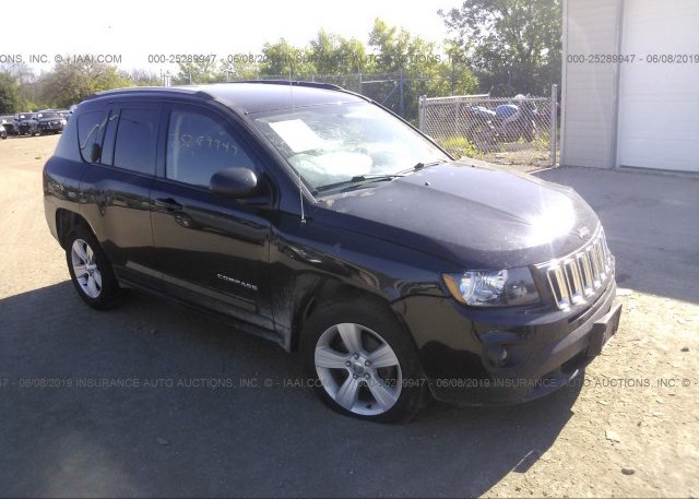 Inventory #103479617 2016 JEEP COMPASS