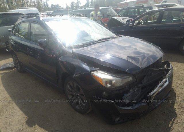 Inventory #318900436 2015 Subaru IMPREZA