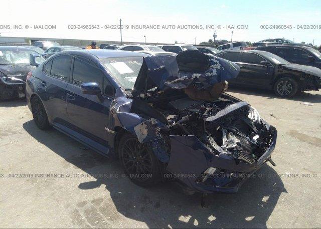 Inventory #844189192 2017 Subaru WRX