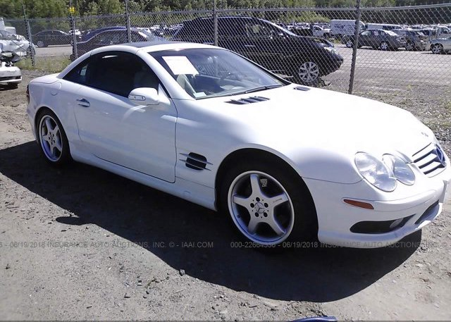 Inventory #131853710 2003 Mercedes-benz SL