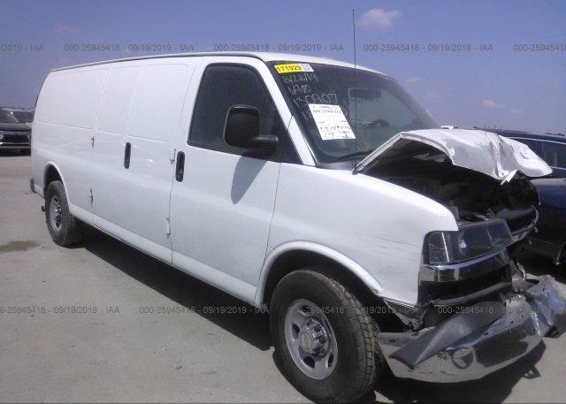 Inventory #955485286 2012 Chevrolet EXPRESS G2500