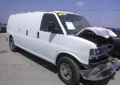 2012 Chevrolet EXPRESS G2500