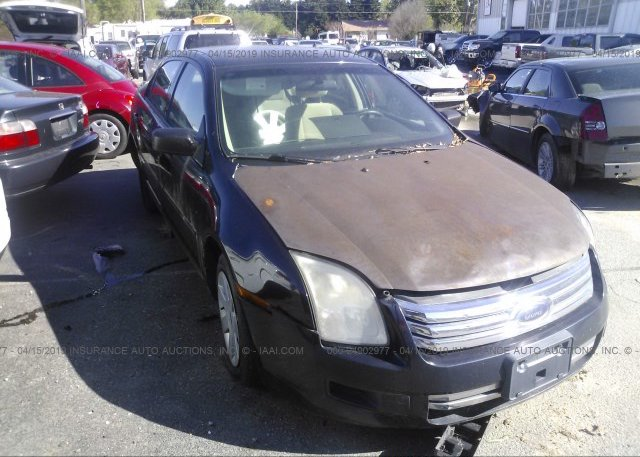Inventory #502169979 2008 FORD FUSION