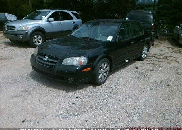 Inventory #510985851 2002 Nissan MAXIMA