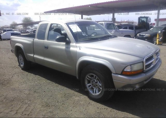 Inventory #482538451 2003 Dodge DAKOTA