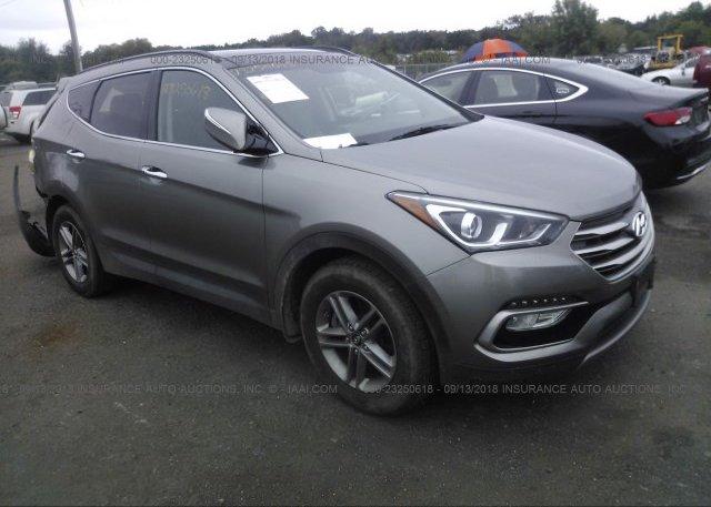 Inventory #352673371 2017 Hyundai SANTA FE SPORT
