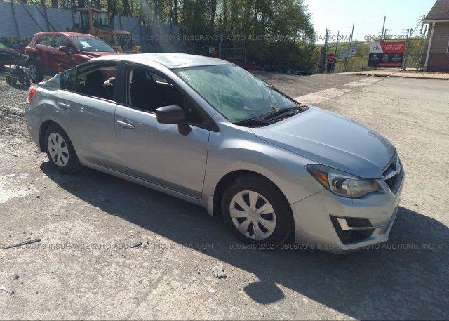 Inventory #600441006 2016 Subaru IMPREZA