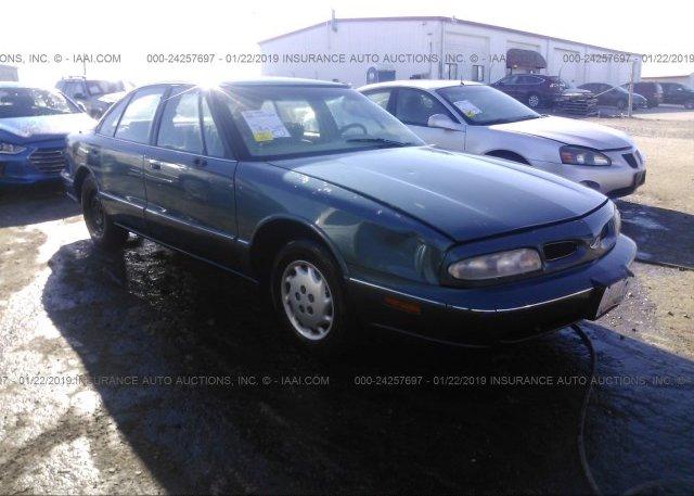 Inventory #697879421 1997 Oldsmobile 88