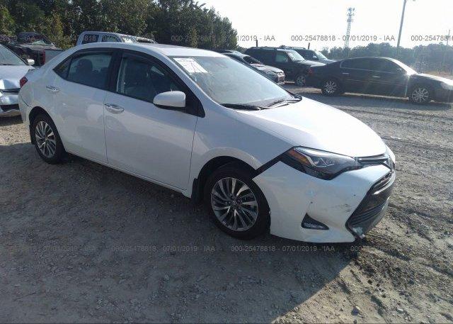 Inventory #739907377 2018 Toyota COROLLA