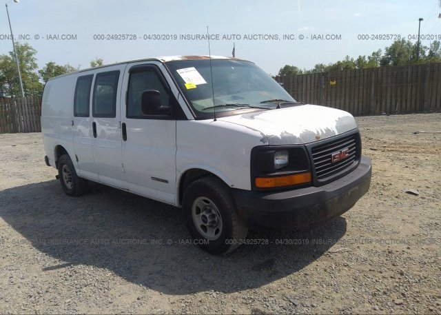 Inventory #525816601 2005 GMC SAVANA