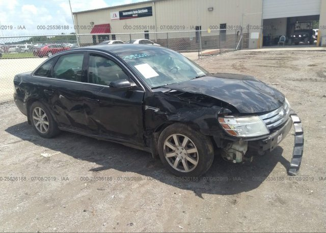 Inventory #223598161 2008 FORD TAURUS