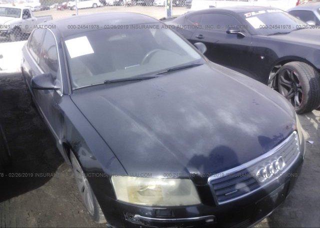 Inventory #791816547 2004 AUDI A8