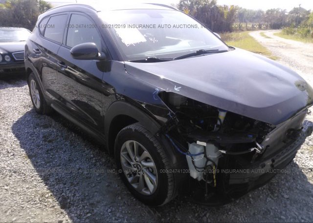 Inventory #560240379 2016 Hyundai TUCSON
