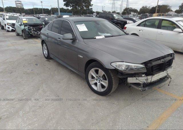 Inventory #769122838 2012 BMW 528