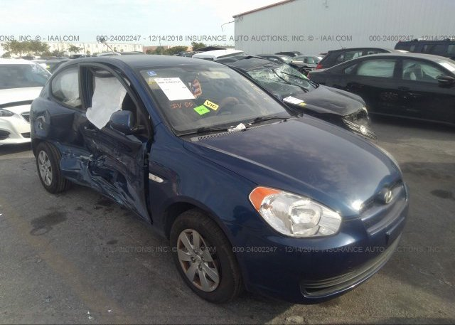 Inventory #195935854 2011 HYUNDAI ACCENT