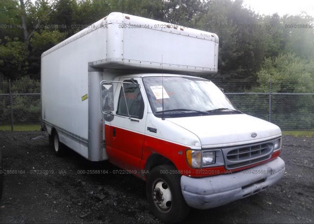 Inventory #228198967 2000 FORD ECONOLINE