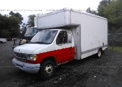 2000 FORD ECONOLINE - 1FDWE35S3YHA83438 Right View