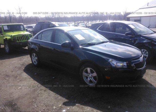 Inventory #120897302 2014 Chevrolet CRUZE