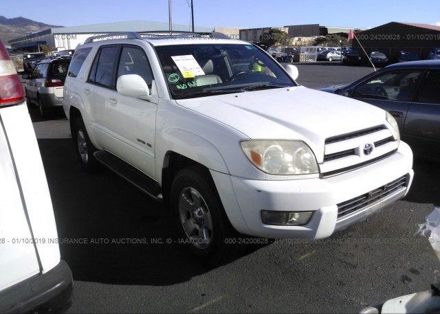 Inventory #731345040 2004 Toyota 4RUNNER