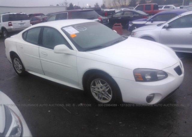 Inventory #711386253 2004 Pontiac GRAND PRIX