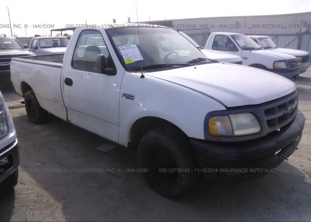 Inventory #679331068 1998 FORD F150