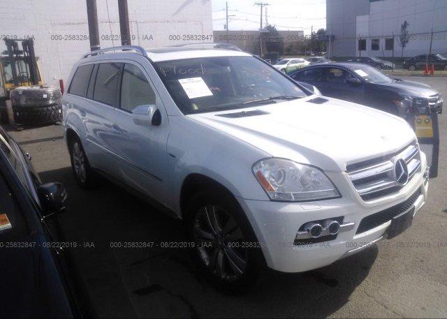 Inventory #165107498 2010 Mercedes-benz GL