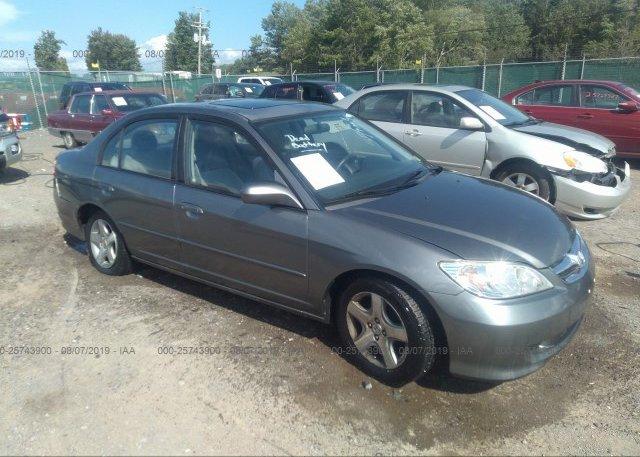 Inventory #521613826 2004 Honda CIVIC