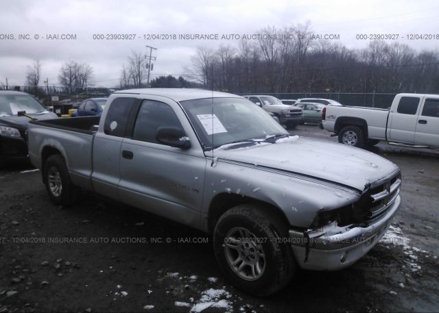Inventory #357263011 2001 Dodge DAKOTA