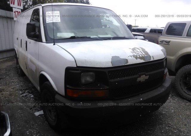 Inventory #354266788 2012 Chevrolet EXPRESS G2500