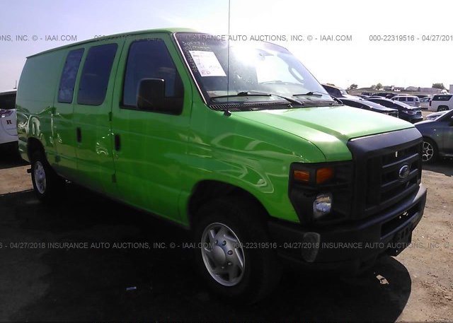 Inventory #503557183 2012 FORD ECONOLINE