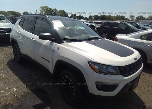 Inventory #110569663 2019 JEEP COMPASS