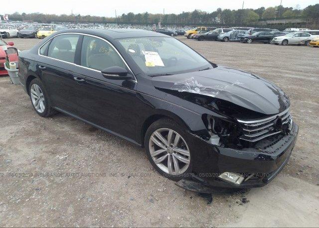 Inventory #324227772 2018 Volkswagen PASSAT